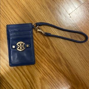 Tory Burch mini card holder wallet
